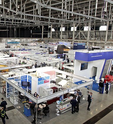 "WE INVITE YOU TO VISIT OUR BOOTH ON "" Metalworking. Welding-Yekaterinburg"""