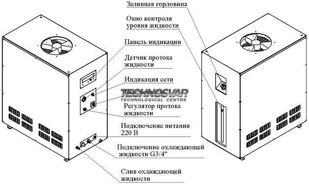 cooling block bo-4 5