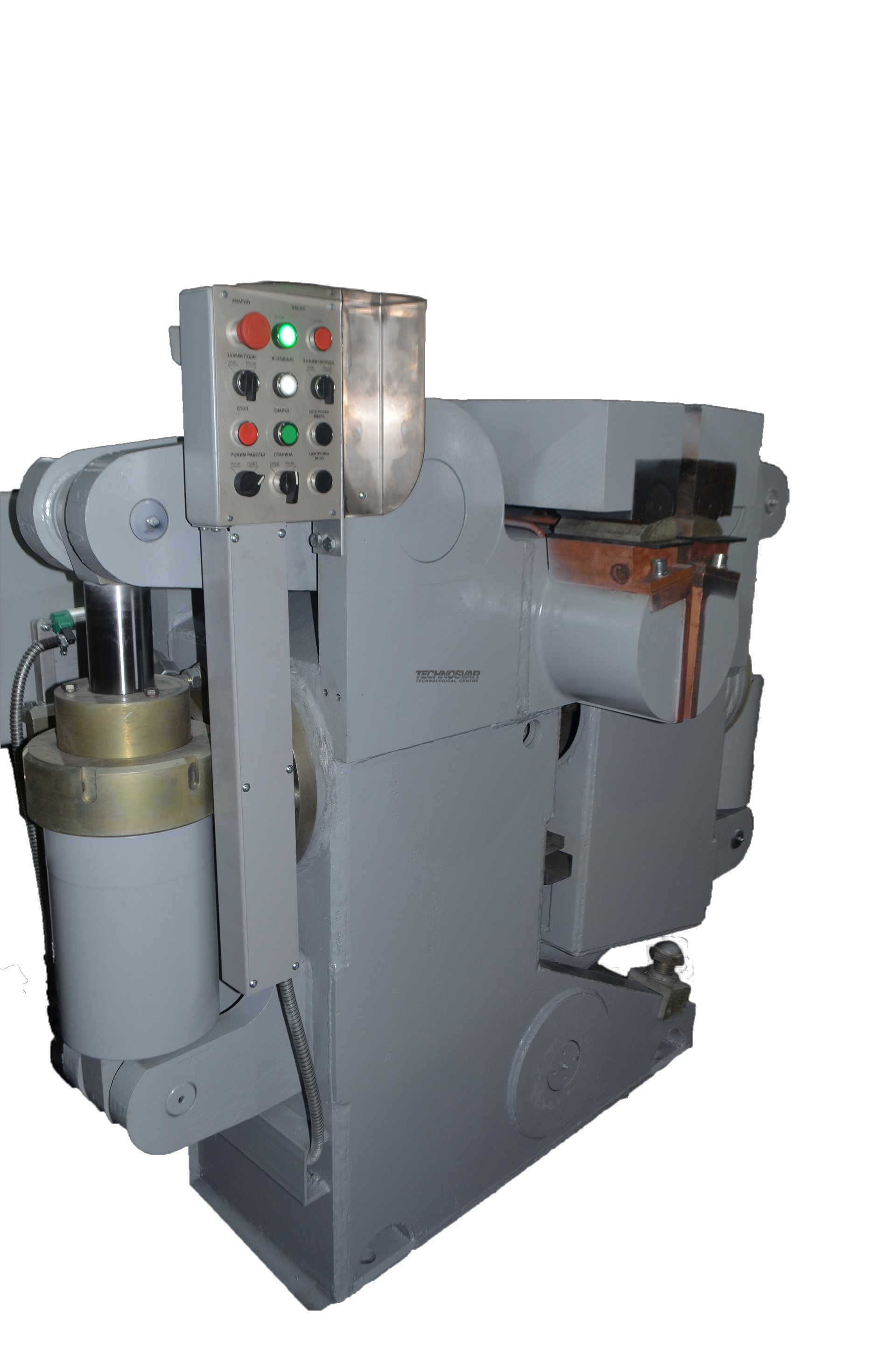 The machine K-617 for flash butt welding type MSO-1603