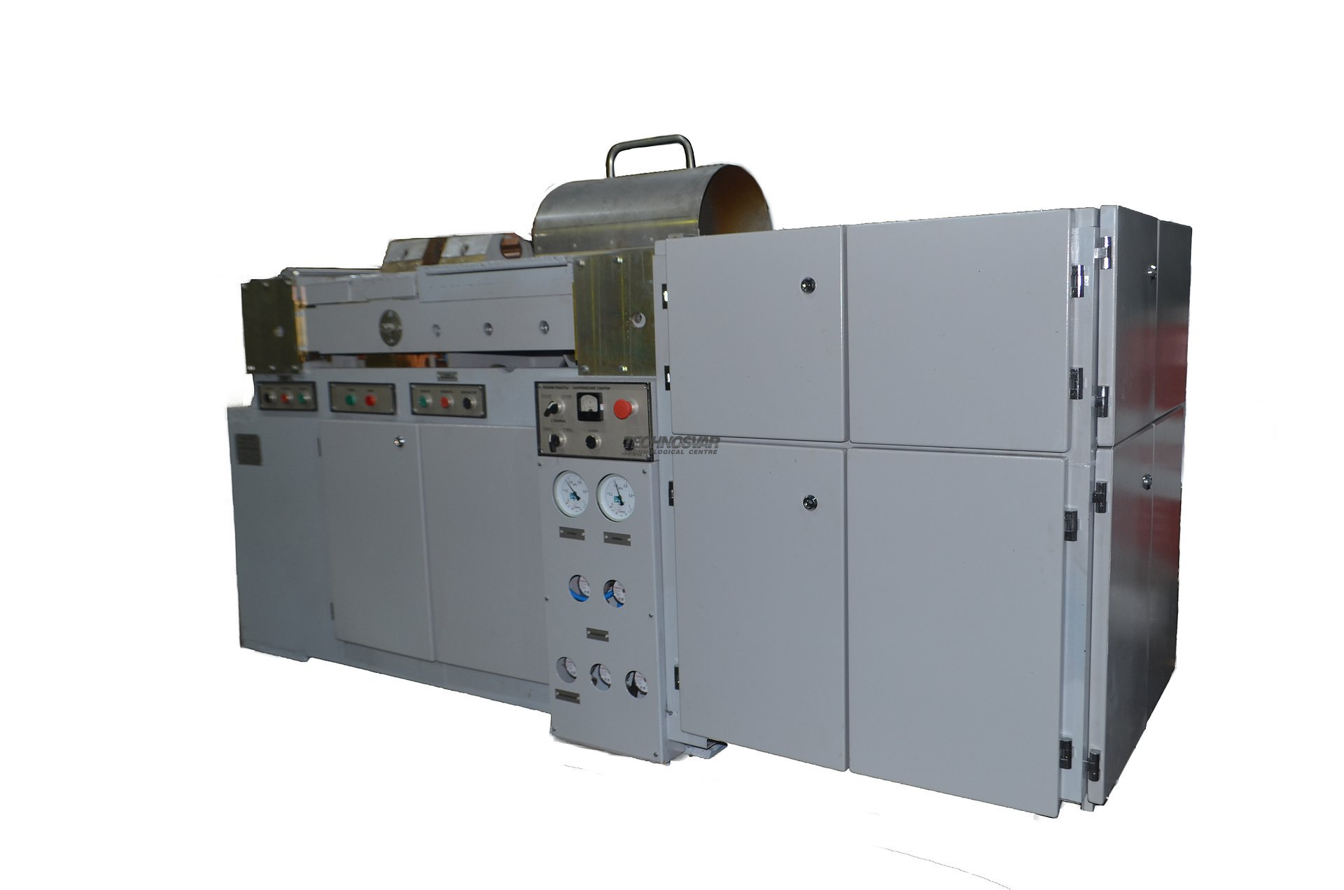 MSO-604 Machine for burn-off resistance butt welding